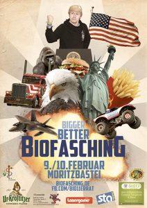 Biofasching 2017 - Bigger, Better, Biofasching!